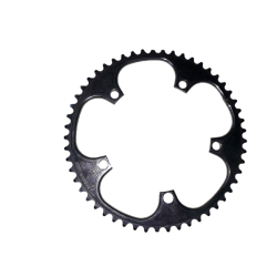 Stronglight chainring 53 teeth 7-8 speed 144 mm