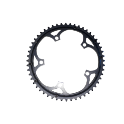 Campagnolo chainring 52 teeth 9 speed 135 mm used