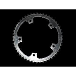 Campagnolo plateau 49 dents 7/8 vitesses 144 mm
