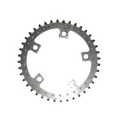 Chainring 40 teeth 7/8 speed 110 mm used