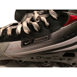 rollers Nike Bauer occasion, materiel hockey