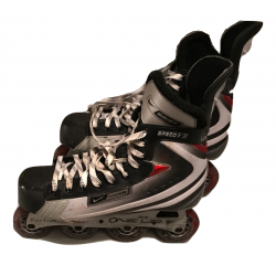 Nike Bauer rollers size 45 used, hockey equipment