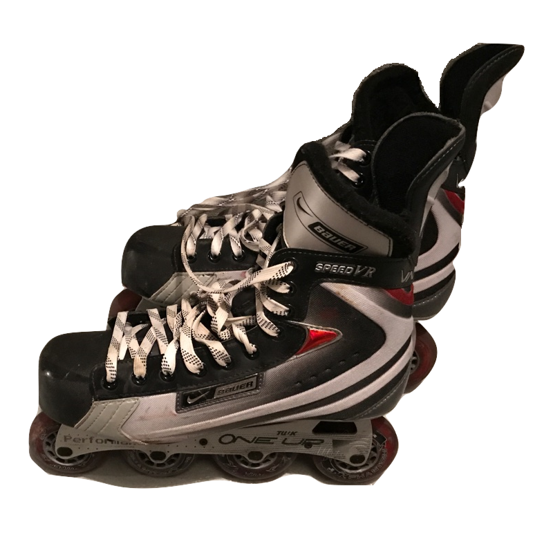 rollers Nike Bauer taille 45 occasion, materiel hockey