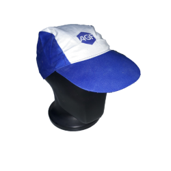 AGF cycling cap used front