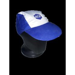 casquette cycliste publicitaire AGF