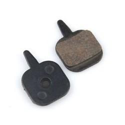 Tektro Gemini Novela Clarks organic brake pads for mtb