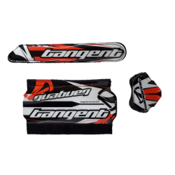 Tangent protections BMX