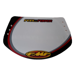 FMF Feel the power BMX plaque de guidon