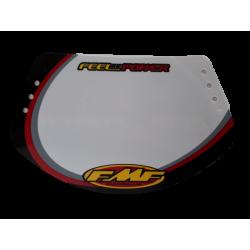 FMF BMX race plate