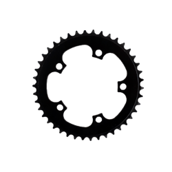 Chainring 42 teeth aluminium BMX 110 mm used