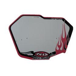 1.99€ BMX plaque de guidon Nico Design
