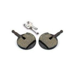 Avid BB5 disc brake pads Clarks for mtb