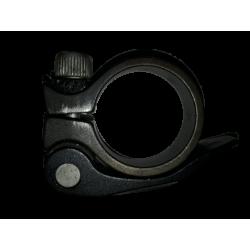 Collier de selle serrage à levier 35 mm aluminium