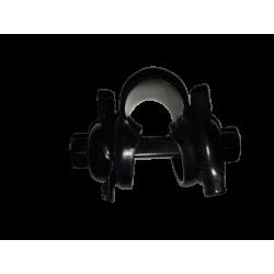 Tube saddle fixture
