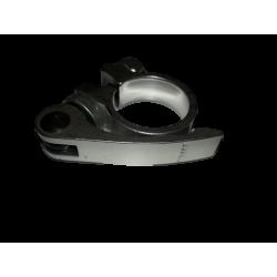 Collier de selle serrage à levier 31.8 mm aluminium