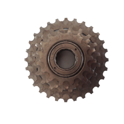 4.99€ Shimano MF-Z015 5 speed free hub 14-28