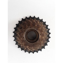 Freewheel srewed 7 speed 14-28