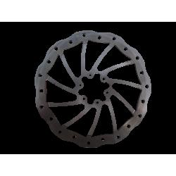 Magura brake disc 180 mm 6 holes used