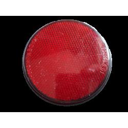 Catadioptre rouge 85 mm