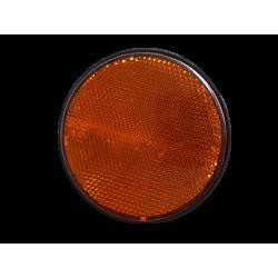 Catadioptre Radex orange 85 mm