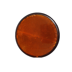 Reflector Radex orange 85 mm