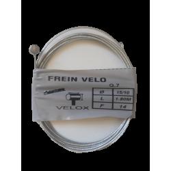 cable vélo de frein VTT BMX FIXIE Velox