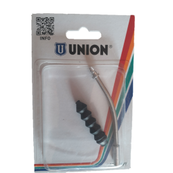 Marwi Union v-brake flexible guide pipe and rubber boot