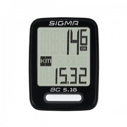 Sigma BC 5.16 bike computeur 5 functions