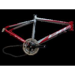 cadre vélo occasion BH RT11 taille 51 route aluminium