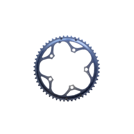 Shimano chainring 53 teeth type A 9 speed 130 mm