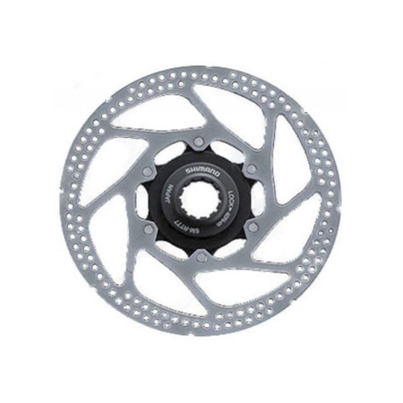 disque frein vtt 160 mm gamme  Shimano SM-RT77 center lock