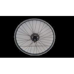 Mavic 217 rear wheel Brubz 2 disc 140 mm
