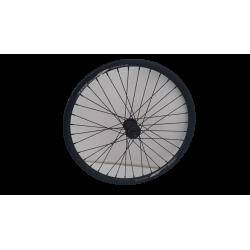 Alexrims DA22 front wheel