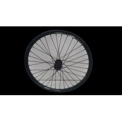 Alexrims DA22 front wheel 20 pouces