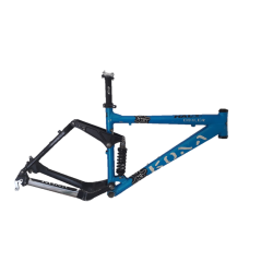 Kona Coiler frame kit size M used right view