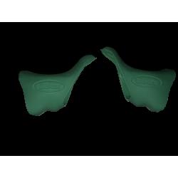 Couvre-poignées Hüdz vert Shimano Dura ace 7800