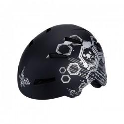 GES Freerider helmet BMX roller