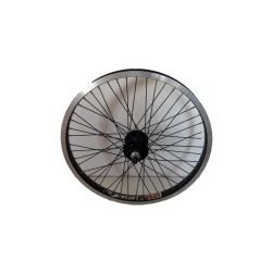 Rear wheel BMX Rigida