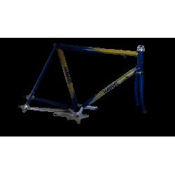 Cadre acier vélo de route