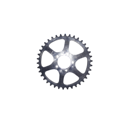 Inner chainring TA PRO 5 screws 38 teeth 50.4 mm