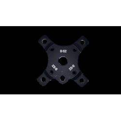 Adapateur de plateaux pour pédalier BMX