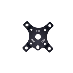Chainring adaptor for BMX crankset BCD 104 mm