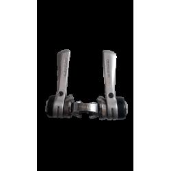 levier shimano SL-R400 2/3 x 8 vitesses au cadre