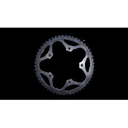 Plateau vélo Stronglight 53 dents 130 mm 8/9 vitesses
