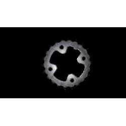 plateau shimano 22 dents 9 vitesses 64 mm occasion