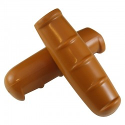 RMS grips 98 mm brown vintage fixie