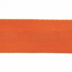 Guidoline orange BRN en coton vintage