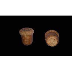 Cork plugs for handlebar