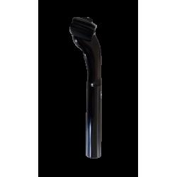 Tige de selle BLB aero seat 27.2 mm noire