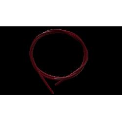 gaine velo couleur rouge Nissen vintage 2 m
